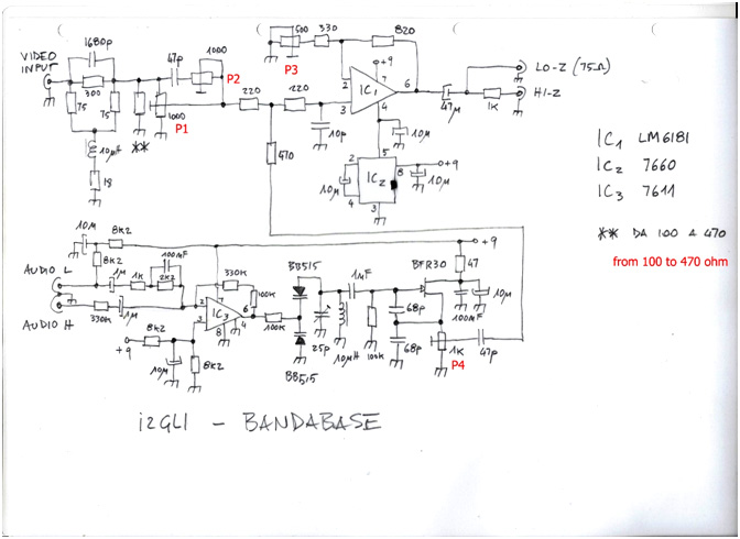 Uk 23 cms amateur band info