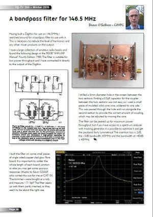 146 MHz filters - BATC Wiki